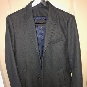 Banana Republic Jackets & Coats - Banana Republic Wool Overcoat Size XL Tall
